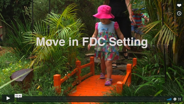 move in fdc setting