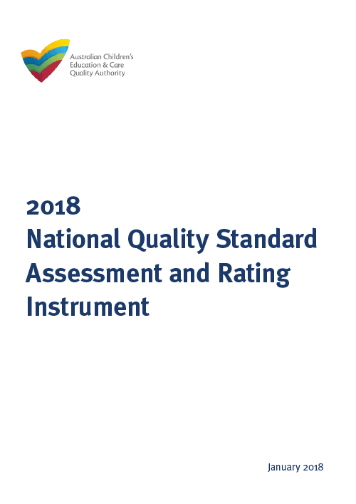 Assessment and Ratings Instrument